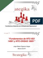 Presentacion Normas ISO 14001 Y OHSAS 18001
