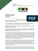 Informe Trimestral Senaf Somos