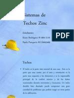 Charla Sist. de Techos Zinc