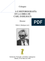 Dossier Carl Dalhlhaus