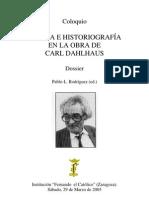Dossier Carl Dalhlhaus