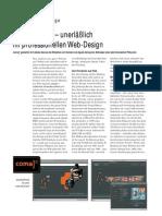 coma2 e-branding Adobe Anwender-Report 1999