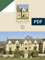 Wyld Court, Devon