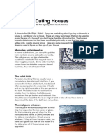 How to Date a House