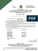 92.Hotarire Privind Aprobarea Nomenclatorului Profesiilor Si Functiilor Cu Conditii de Munca Vatamatoare,Activit Carora Acorda d
