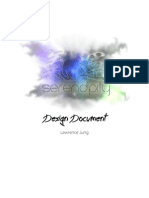Serendipity Design Document