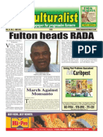 The Agriculturalist Newspaper - May 2013
