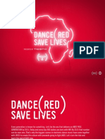 Digital Booklet - Dance (RED) Save Lives [Presented By Tiësto]