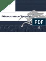 Manual Micro Trator Tobata