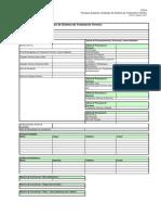 formulario avaliação CQI-9