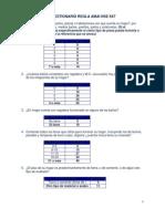 Cuestionario Regla Amai Nse 8x7 20110907