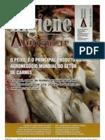 Revista Higiene Alimentar - Controle microbiológico de pescado frigorificado