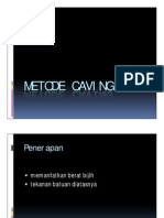 Metode Caving PDF