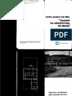 Quadro Da Arquitetura No Brasil