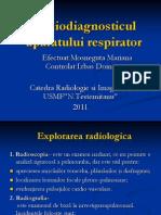 Radiodiagnosticul Aparatului Respirator