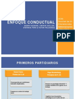Administracion - Enfoque Conductual
