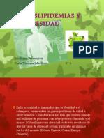 Dislipidemias y Obesidad