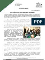 13/10/11 Germán Tenorio Vasconcelos NUEVOS RETOS EN XXXVIII JORNADA DE ENFERMERÍA