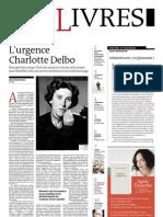 Supplément Le Monde des livres 2013.05.17