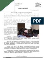 18/10/12 Germán Tenorio Vasconcelos OAXACA A LA VANGUARDIA EN VACUNOLOGÍA