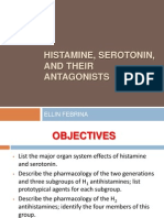 Histamine_ Serotonin_ and Their Antagonists