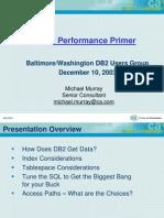 DB2 Performance Primer_New