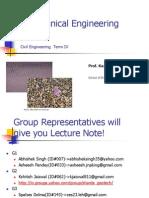 Geotech IV 4 Permeability