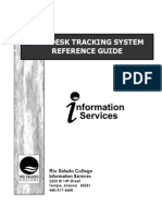 Helpdesk System Training Manual