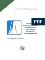 Modelos Estadisticos Es Modelos Mercado Telecomunicaciones 2011