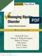 Managing Bipolar Disorder
