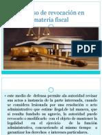 Recurso de revocaci ¦n en materia fiscal.pptx