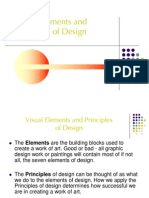 New Visual Elements and Principles of Design