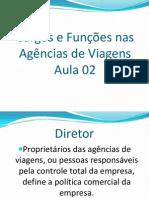 Cargos - Agencias de Viagens