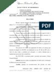 Jurisprudência - reinicio da prescrição