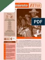 BOLETIN No 2 Mesanacionalorganizacionesafro