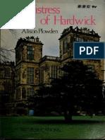 Alison Plowden - Mistress of Hardwick (UC) (Epub)