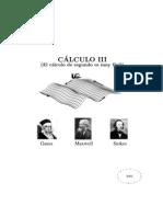 Calculo 3 - Calculo en Varias Variables