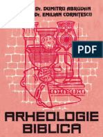 140357712 111135855 Pr Prof Dr Dumitru Abrudan Diac Prof Dr Emilian Cornitescu Arheologie Biblica