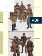 Romanian Army of World War II (Uniforms)