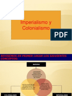 presentación clase Imperialismo y colonialismo