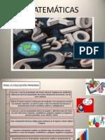 MATEM�TICAS.pptx