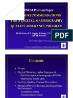145 Epsm Mammography Digital Position Paper 2006