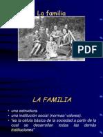 Clase 13 Funciones de La Familia
