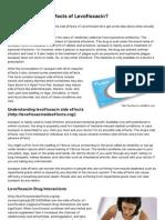 Levofloxacinsideeffects.org-What Are the Side Effects of Levofloxacin