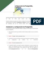 Instalaci�n y configuraci�n de PostgreSQL.pdf