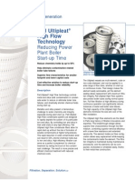 Reducing Power Plant Boiler Start Up Time