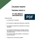 Ensayo+4_4ºbasico+Nº+8+y+9