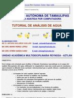 66671426 Analisis de Aguas
