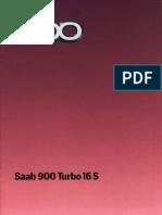 Saab OG900 Brochure