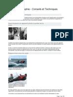 Photographie Conseils Et Techniques - Jpv